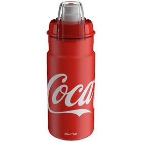 Elite Jet Plus Drinking Bottle 550ml, coca cola/biodegradable red